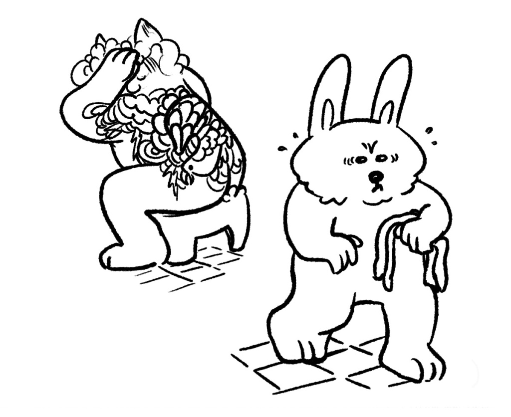 Tattoos are prohibited  in many onsen and public bath establishments